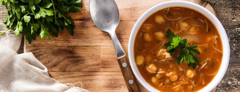 Moorish soup