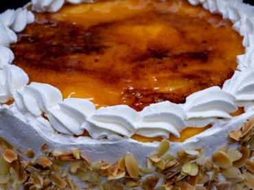 Tarta San Marcos, a dessert with almost a thousand years of history