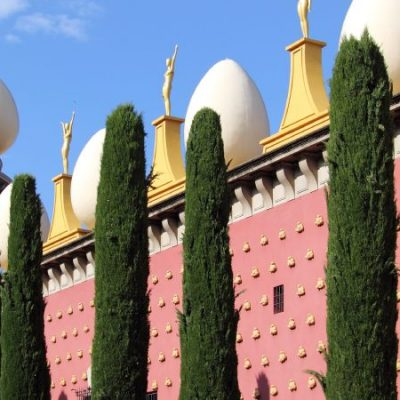 Dalí Theatre-Museum, a place to celebrate surrealism