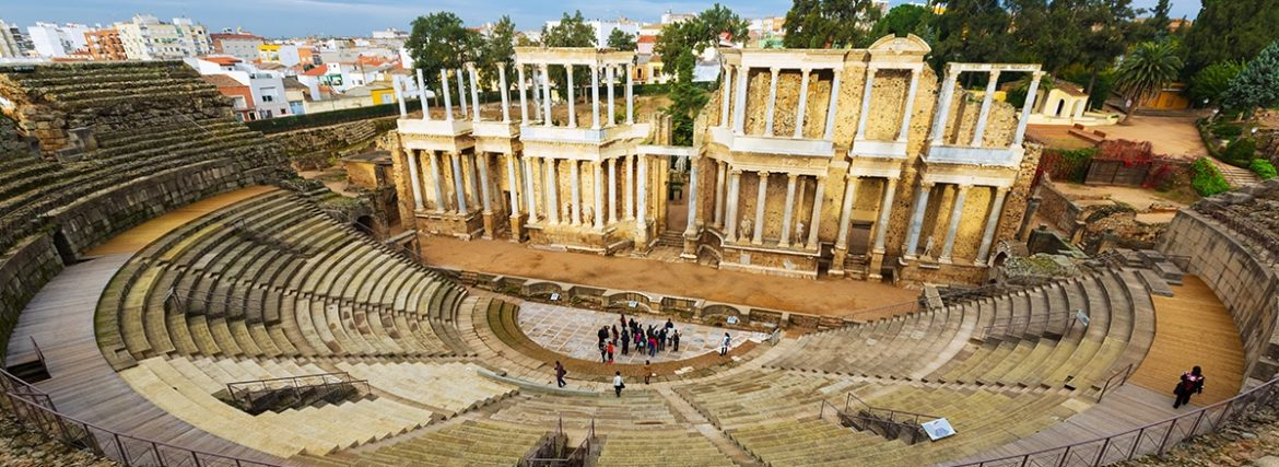 The best open-air theatres in Spain