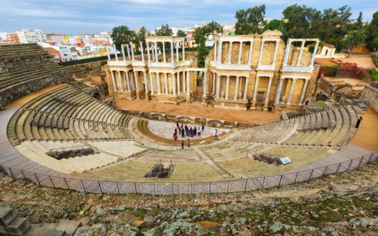Roman Theatre of Mérida