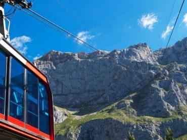 Cable car of Fuente Dé, the most vertiginous ascent of Picos de Europa