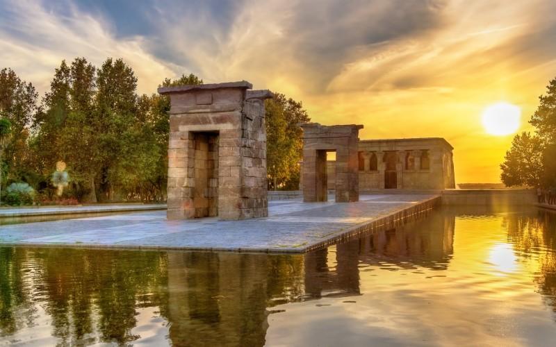 Debod Temple