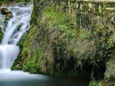 Tobera, the village in Burgos that has a thousand waterfalls