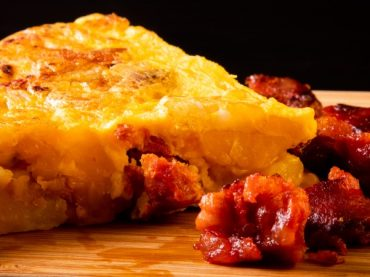 Spanish Tortilla with Chorizo Recipe