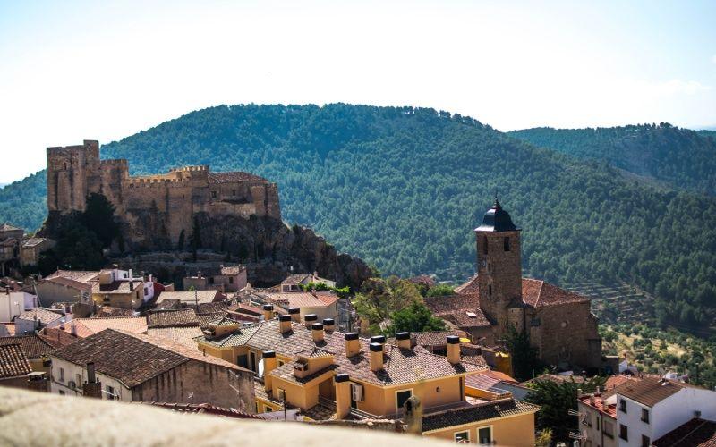 Yeste Albacete