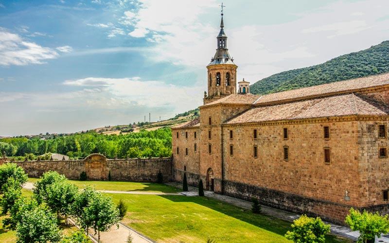 Monasterio de San Millán de Yuso de La Rioja
